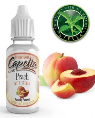 Peach w/Stevia (CAP)