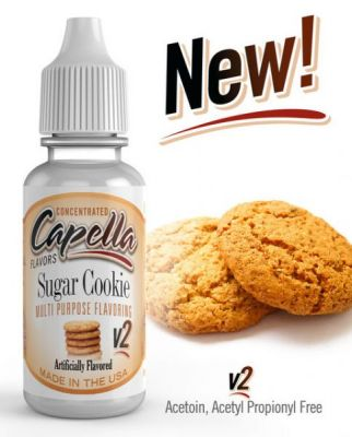 Sugar Cookie v2 (CAP)