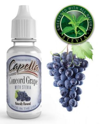 Concord Grape w/Stevia (CAP)