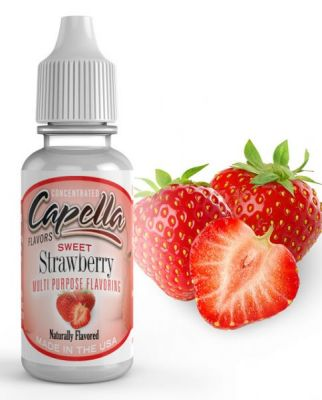 Sweet Strawberry (CAP)