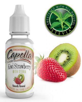 Kiwi Strawberry w/Stevia (CAP)