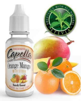 Orange Mango w/Stevia (CAP)