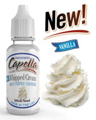 Vanilla Whipped Cream (CAP)