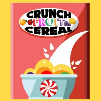 Crunch Fruit Cereal (FW)