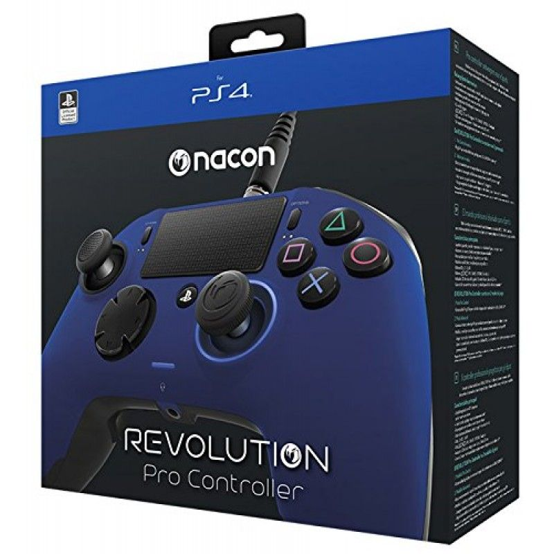Nacon Revolution Pro Controller Blue