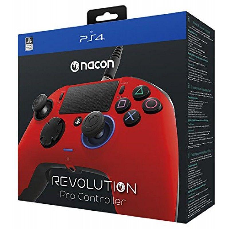 Геймпад Nacon Revolution Pro Controller Красный Red