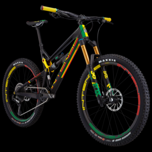 Intense TRACER RASTA LIMITED EDITION 2018
