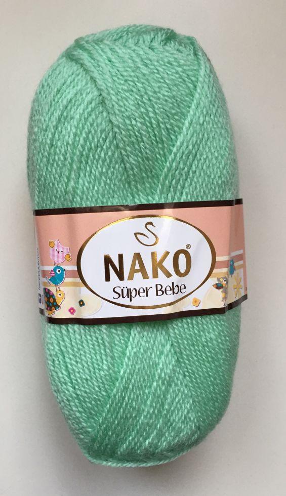 Super bebe (NAKO) 11627-водяная зелень
