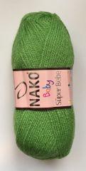 Super bebe (NAKO) 3421-зеленое яблоко