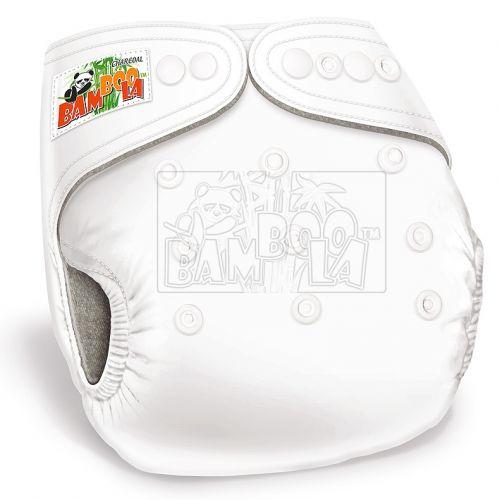 Многоразовый подгузник BAMBOOLA CHARCOAL в комплекте со вкладышем