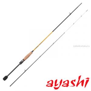 Спиннинг Ayashi Himitsu Next 722L 220 см/ тест 3-15гр