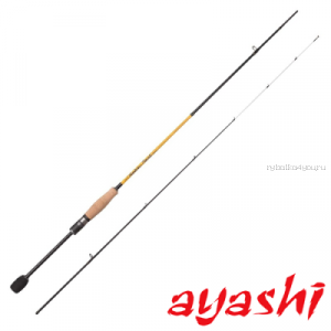 Спиннинг Ayashi Himitsu Next 802L 2,4м / тест3-15 гр