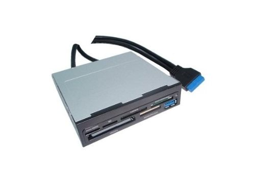 Устройство для чтения карт-памяти USB 2.0 Ginzzu GR-418UB