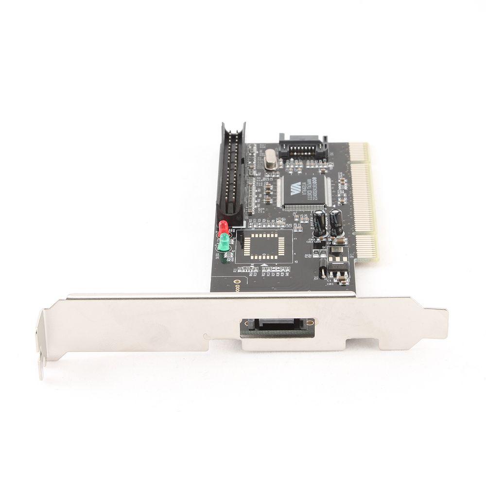 Контроллер Gembird 2 SATA+IDE side-1