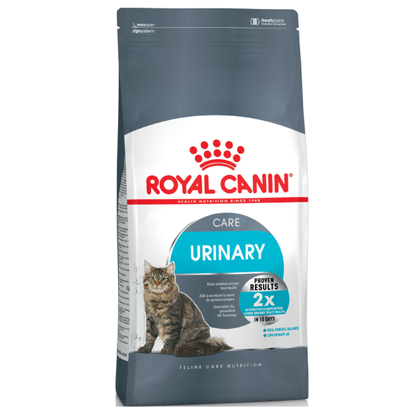 Корм сухой Royal Canin Urinary Care для кошек с птицей 0.4кг