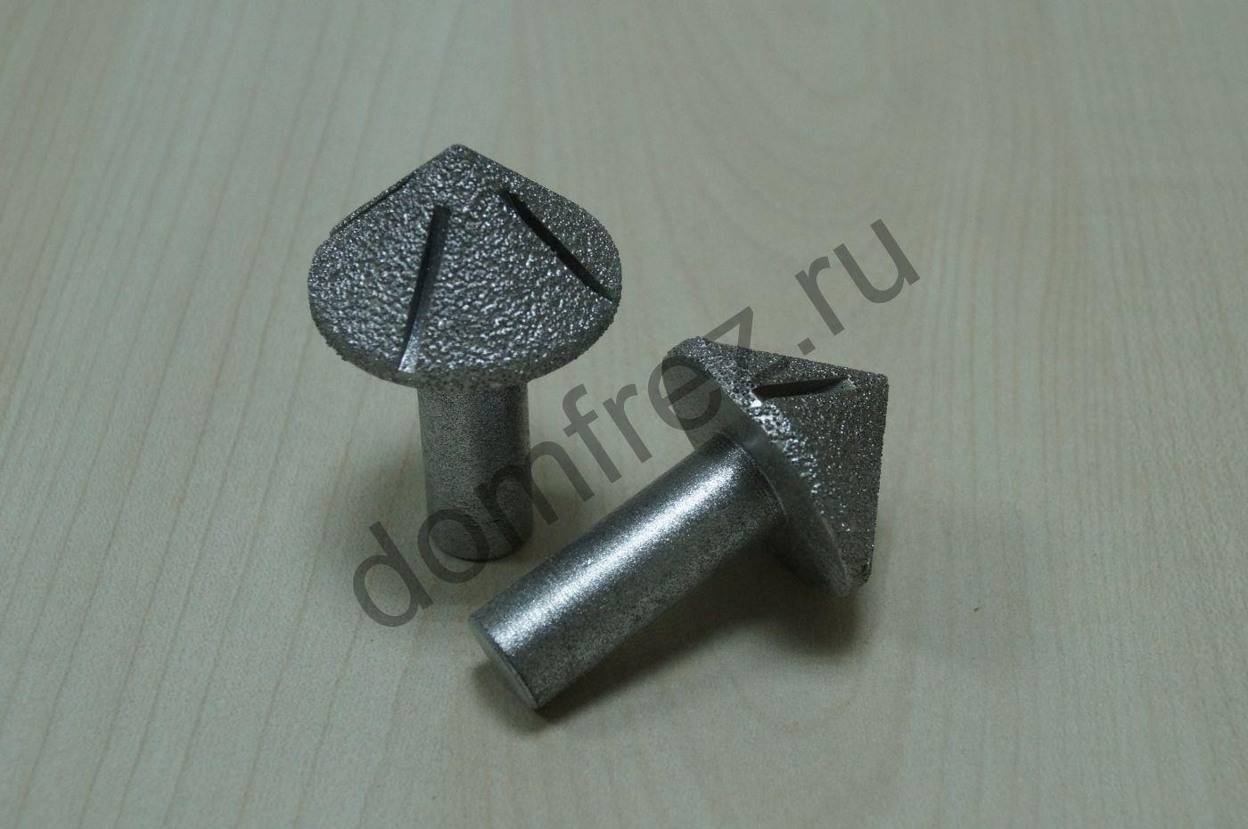 Фреза алмазная фасонная Stone Shape №15
