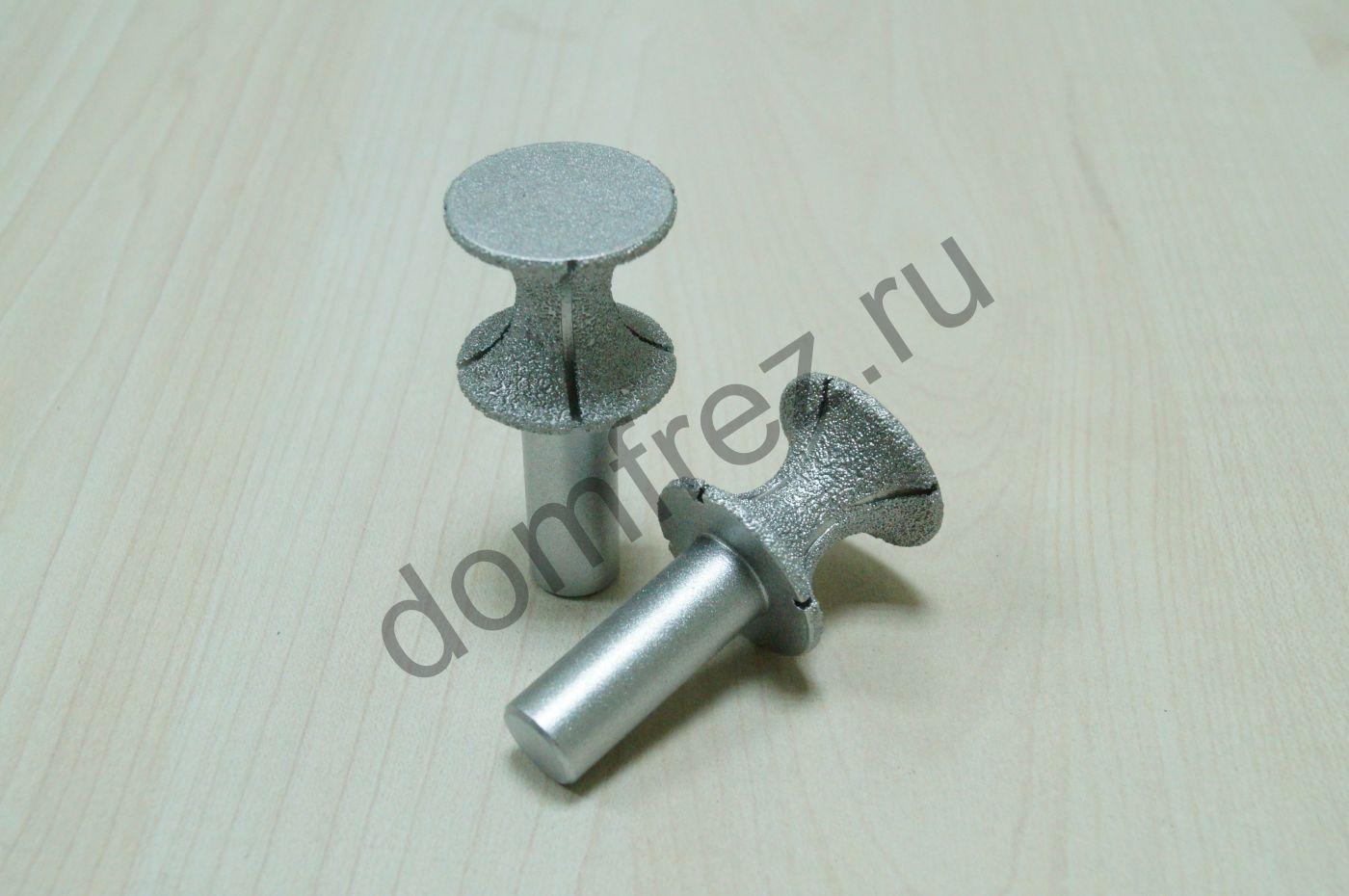 Фреза алмазная фасонная Stone Shape №25