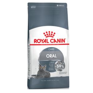 Корм сухой Royal Canin Oral Care для кошек с птицей 0.4кг