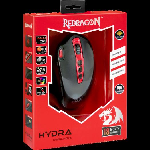 Мышь игровая  Hydra Redragon