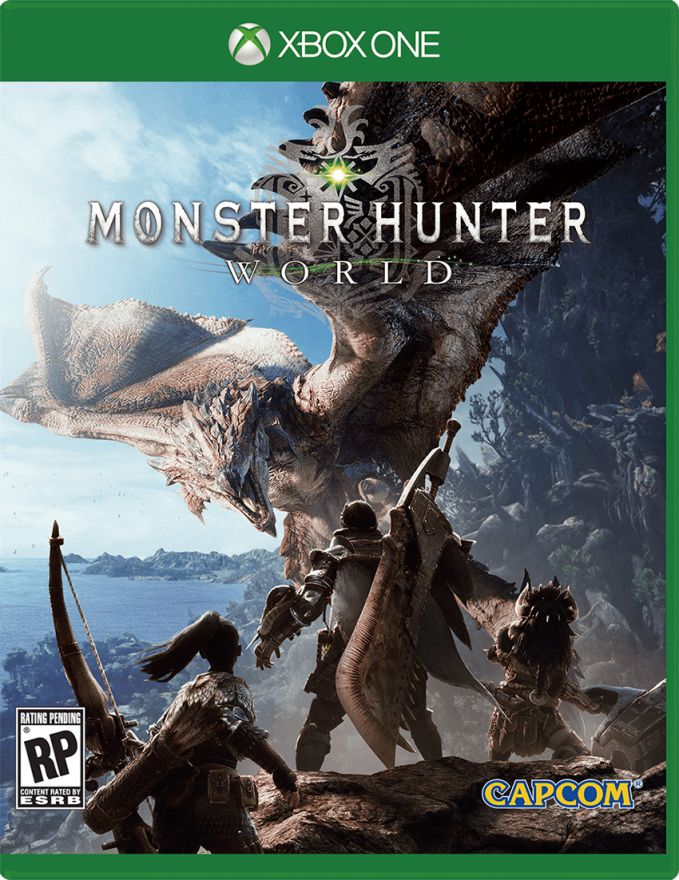 Игра Monster Hunter : World (Xbox One)