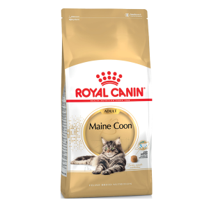 Корм сухой Royal Canin Maine Coon для кошек породы мейн-кун  с птицей 2кг