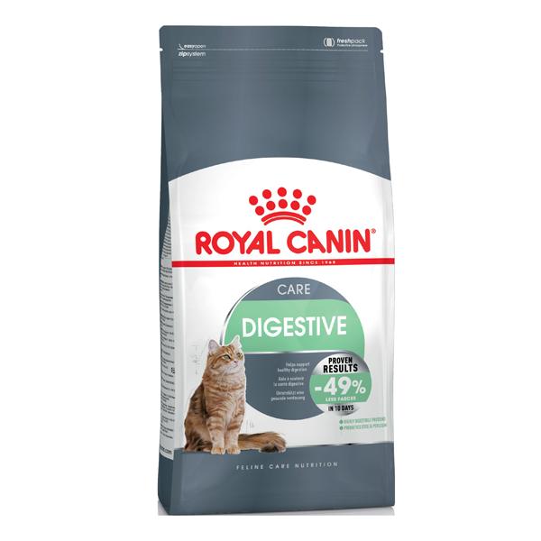 Сухой корм для кошек Royal Canin Digestive Care с птицей