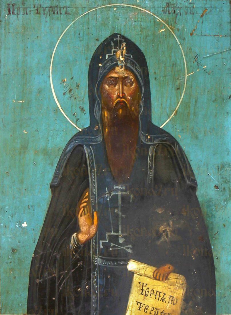 Тихон Луховской (копия старинной иконы)