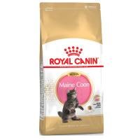 Корм сухой Royal Canin Kitten Maine Coon для котят породы мейн-кун  с птицей 2кг