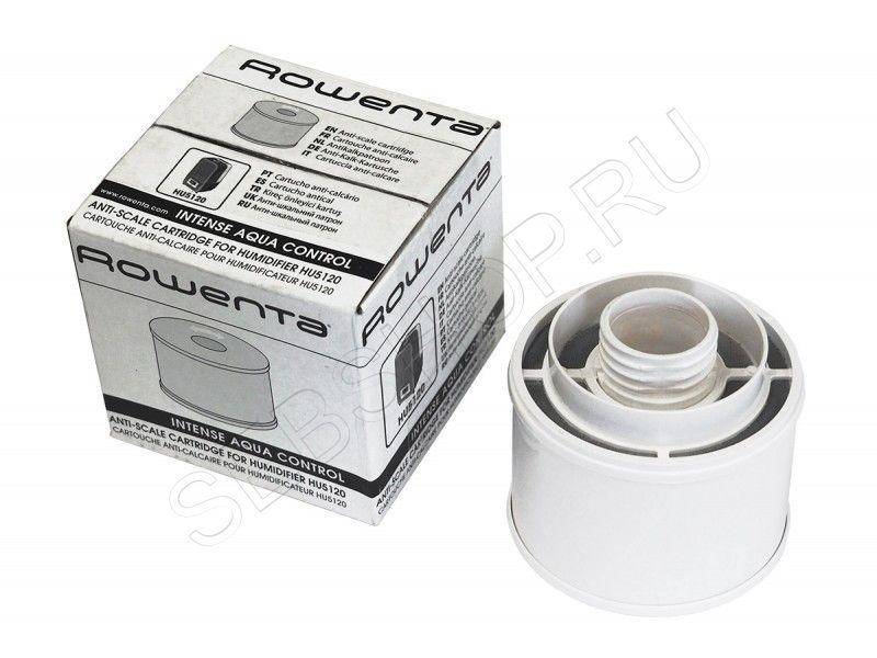 Фильтр картридж против накипи увлажнителя ROWENTA (Ровента) модели HU5120. Артикул XD6050F0