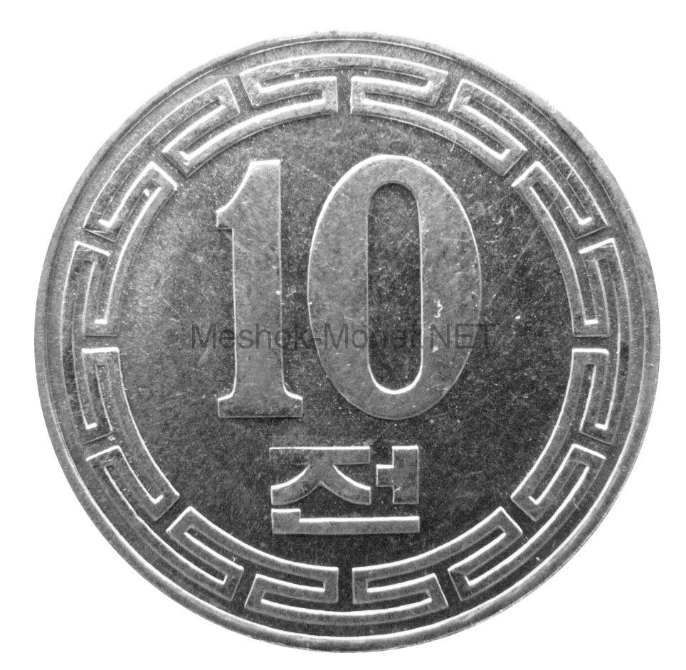 Северная Корея 10 чон 1959 г.