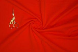 Красный футер 2-х нитка