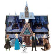 Набор фигурок и замок Эльза и Анна  «Холодное сердце» Дисней