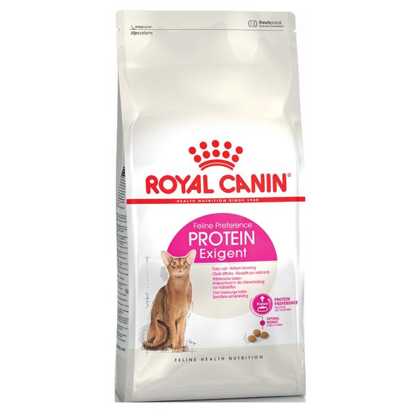 Корм сухой  Royal Canin Exigent Protein Preference для кошек с птицей 0.4кг
