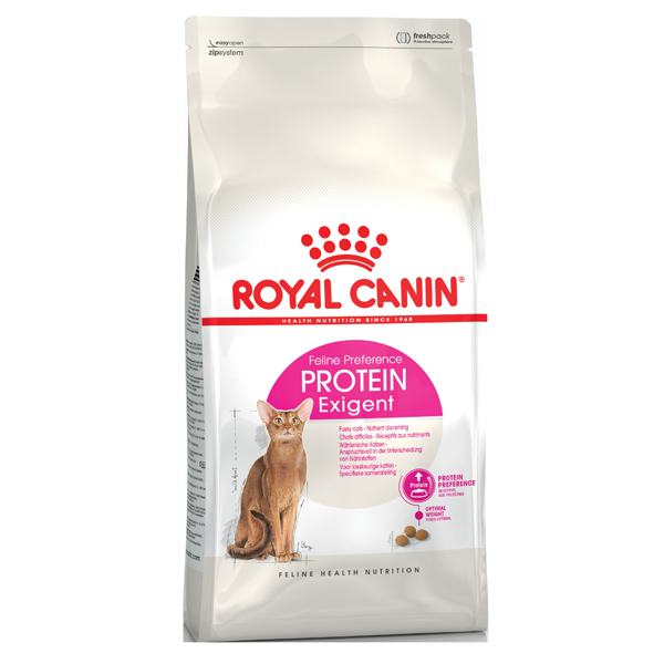 Сухой корм для кошек Royal Canin Exigent Protein Preference с птицей