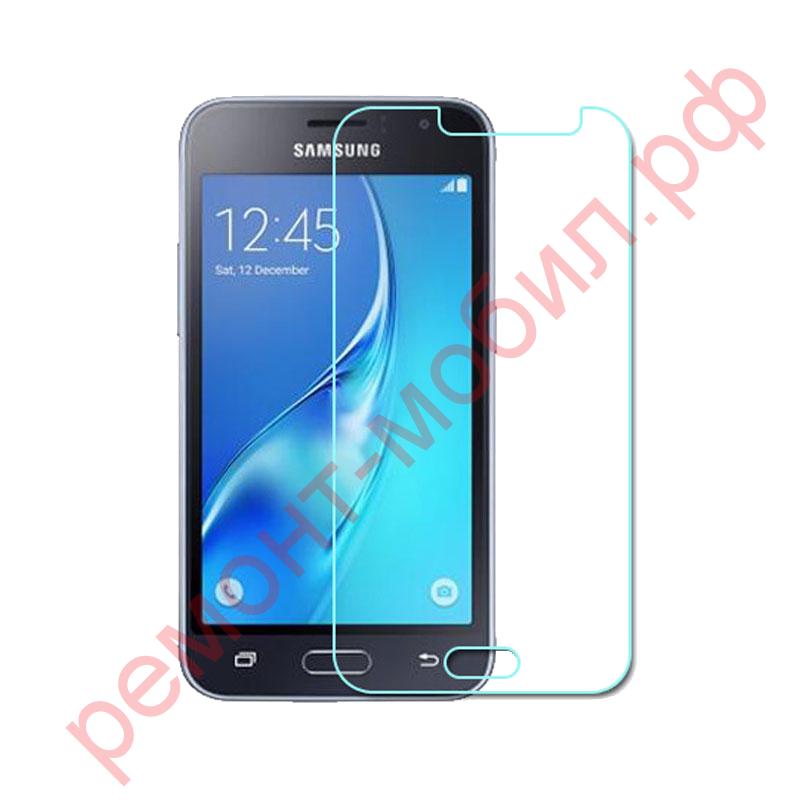 Защитное стекло для Samsung Galaxy J1 2016 ( SM-J120F / J120H )