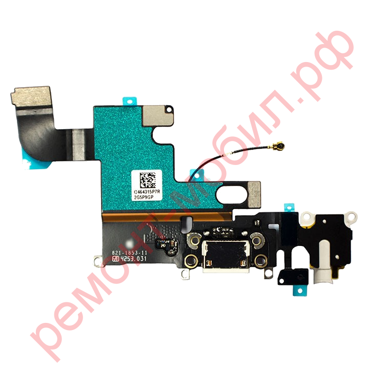 Шлейф для iPhone 6 с разъемом зарядки