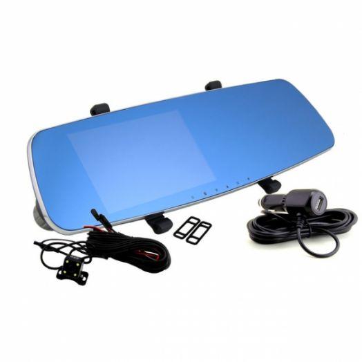 Автовидеорегистратор зеркало + камера ERODA HAD-E409S