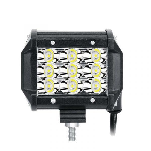 Трехрядная комбинированная светодиодная балка 36W Epistar