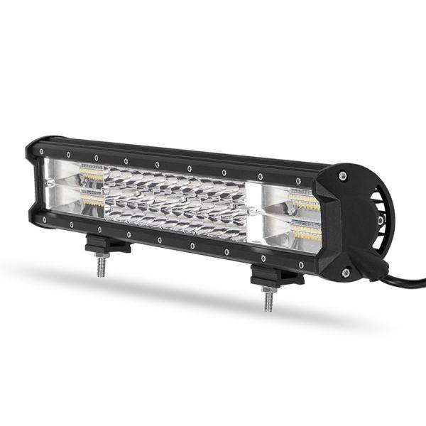 Трехрядная комбинированная светодиодная балка 216W Epistar