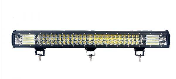 Трехрядная комбинированная светодиодная балка 360W Epistar