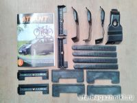 Адаптеры для багажника Daewoo Gentra 2013-..., Атлант, артикул 7164