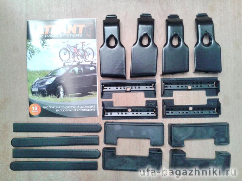Адаптеры для багажника Chevrolet Cruze, Атлант, артикул 7115