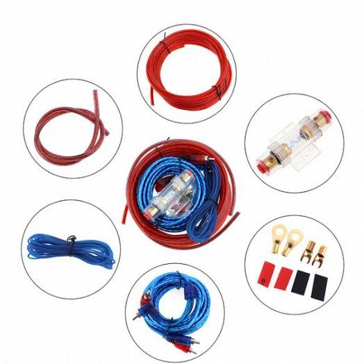 Набор кабелей для автоакустики KUERL 4м
