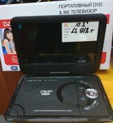 LS-918T2 Портативный DVD/TV проигрыватель с цифровым тюнером