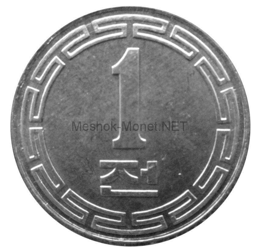Северная Корея 1 чон 1959 г.