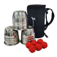 Профессиональный набор Cup&Balls  - JLPremiumCup&Balls