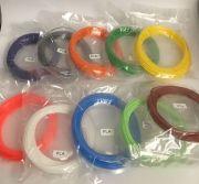 Набор пластика для 3D ручек 20цветов по 10м