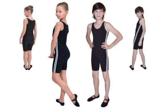 Комбинезон гимнастический art170