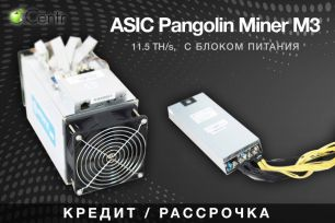 ASIC Pangolinminer M3 11.5 TH/s.