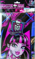 Скатерть п/э Monster High 120х180 см